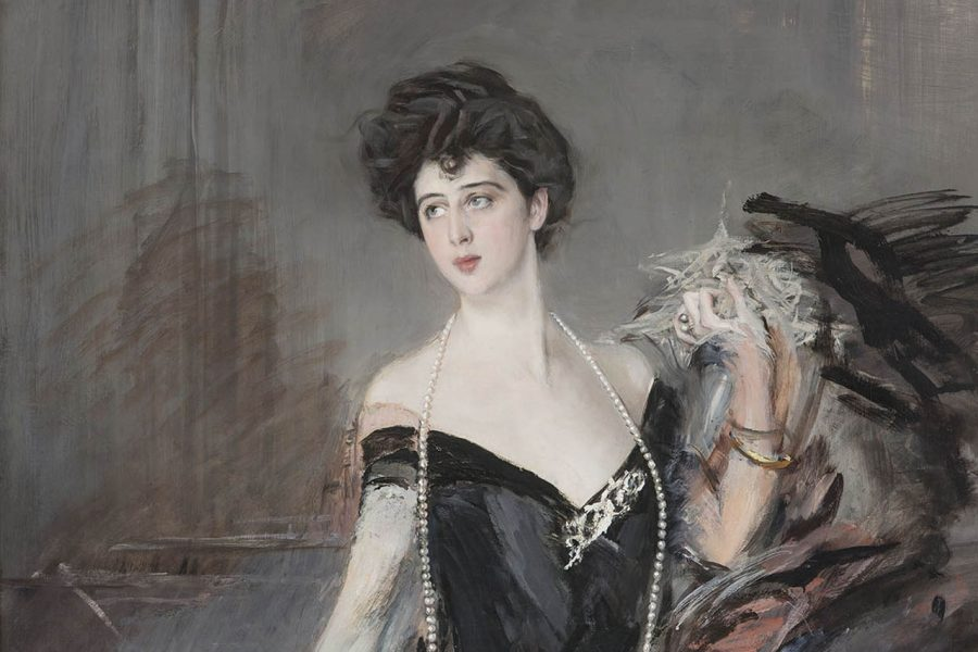 Boldini, Donna Franca Florio