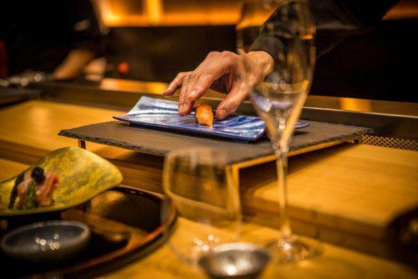 Kaiseki Sushi B, Milano 4