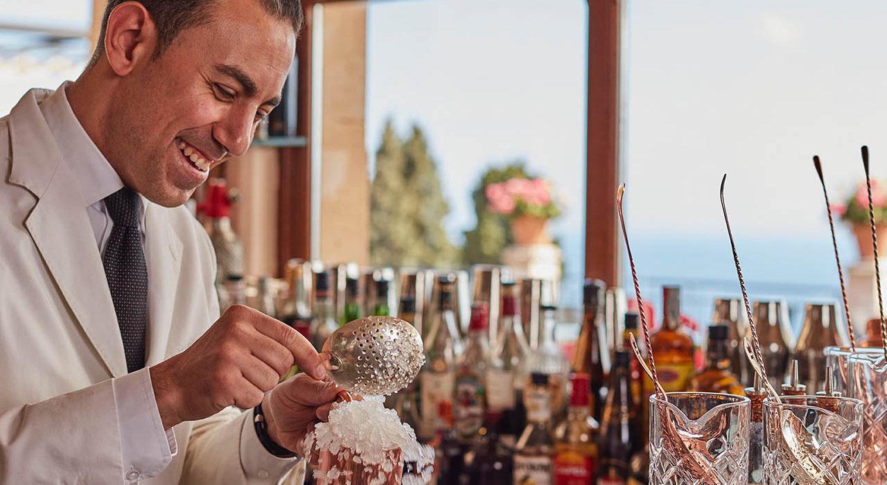 Alfio Liotta Bar Manager