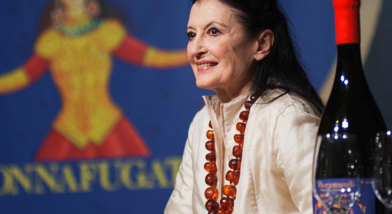 Donnafugata con Carla Fracci