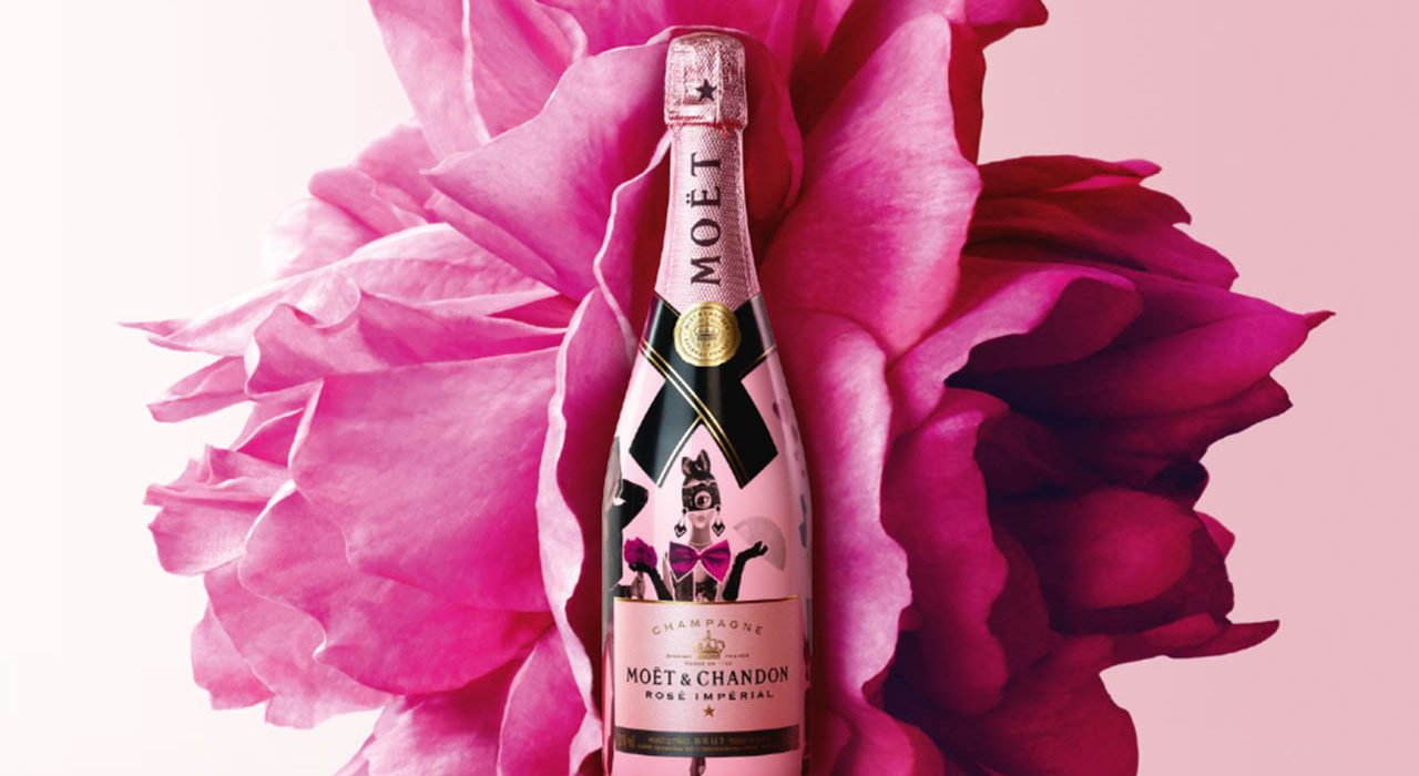 Moët & Chandon 2018 Rosé Capsule Collection